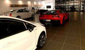 Autoshop Saar Showroom