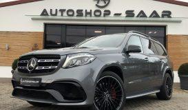 Mercedes GLS AMG