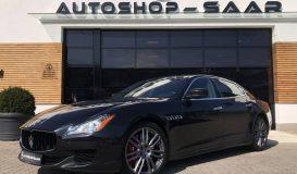 Maserati Quattroporte 3.8 GTS