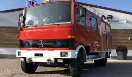 Mercedes Feuerwehrauto