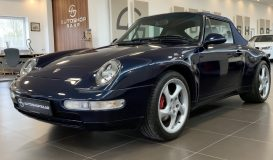 Porsche 911 Carrera EZ: 1997