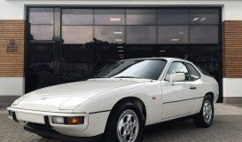 Porsche 924 EZ: 1985