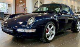 Porsche 911 Carrera 2 Cabrio EZ: 1997
