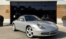 Porsche 911 Carrera Cabriolet EZ: 1999